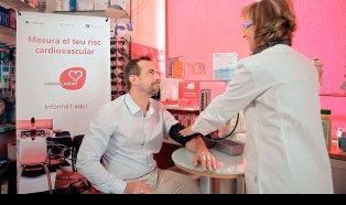 Empieza el año con un chequeo: hazte el test Farmacardio
