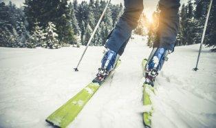 Esquí, un esport d'hivern per a un cor saludable